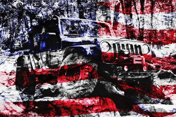 American Rock Crawler Poster