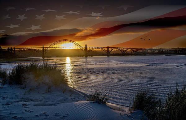 American Skies Poster