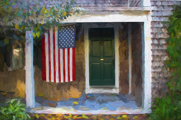 Americana Series 14 Poster