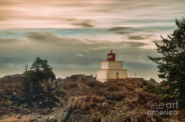Amphitrite Point Lighthouse Poster