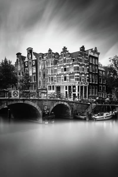 Amsterdam, Brouwersgracht Poster