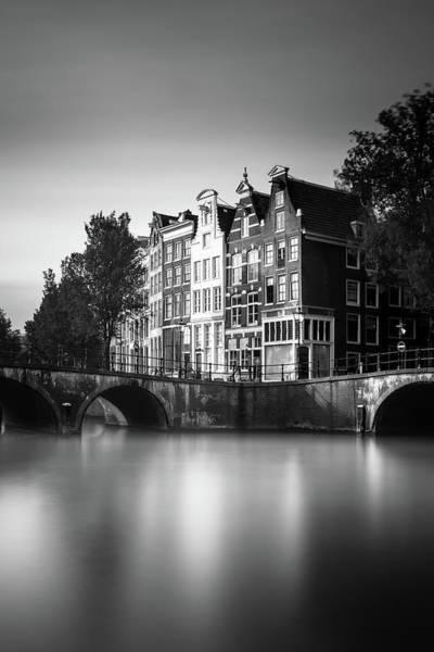 Amsterdam, Keizersgracht Poster