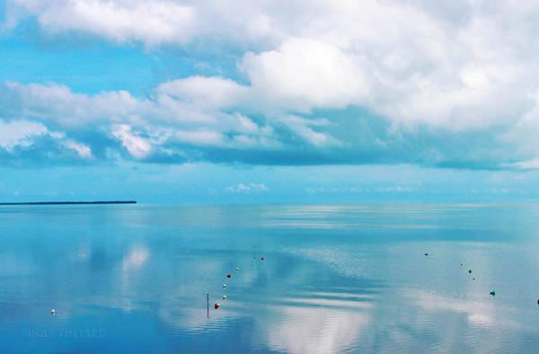 An Ocean Like Glass Poster