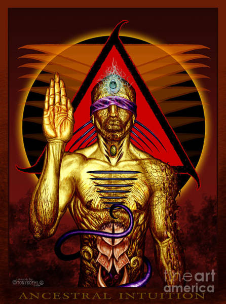 Ancestral Intuition Poster