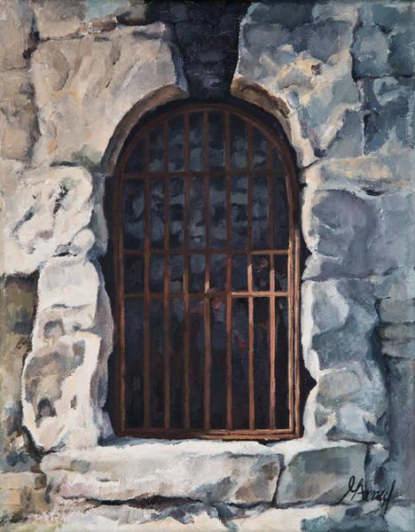 Ancient Door Poster