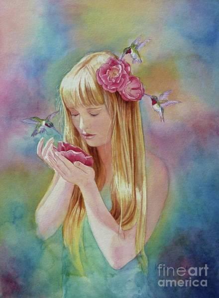Angel's Nectar Poster