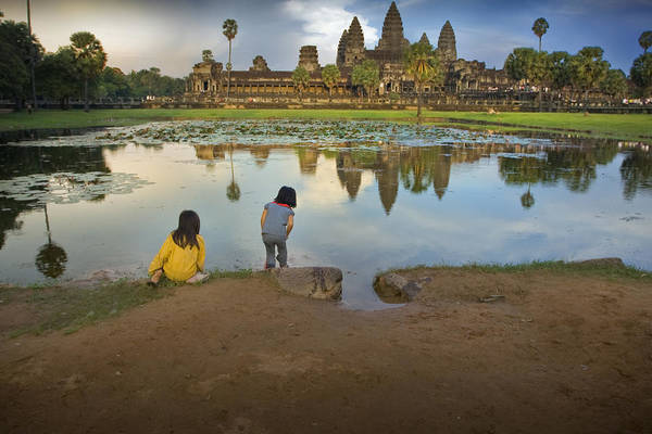 Angkor Wat Poster
