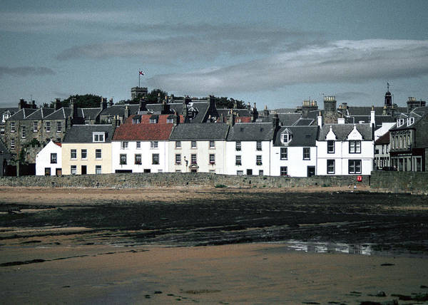Anstruther Beach Poster