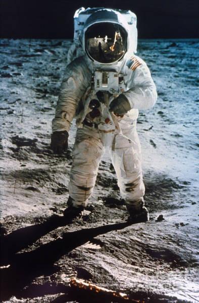 Apollo 11 Buzz Aldrin Poster