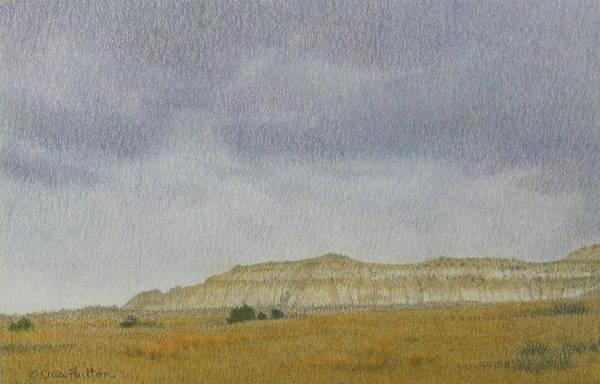 April In The Badlands Poster