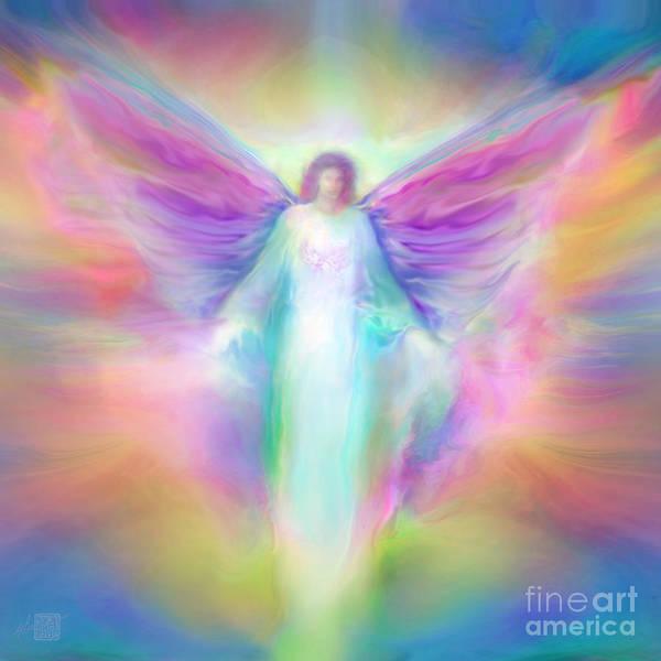 Archangel Raphael Healing Poster