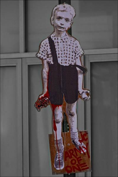 Art Lower Manhattan Appropriated Diane Arbus Photo Poster