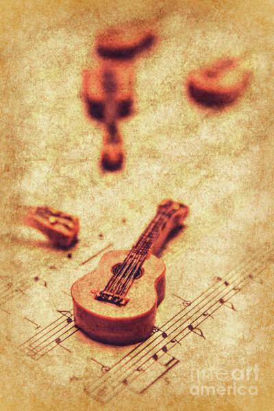 Art Of Classical Rock Poster