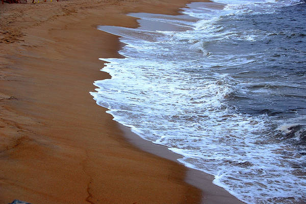 Poster featuring the photograph Artistic Impression Plum Island by AnnaJanessa PhotoArt