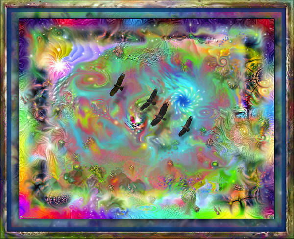 Astral Vision Poster