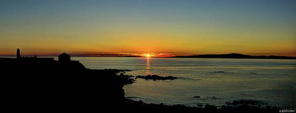Atlantic Sunset 3 Poster