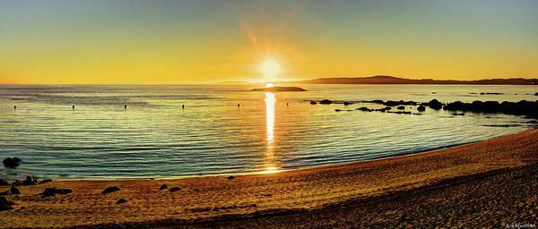Atlantic Sunset 4 Poster
