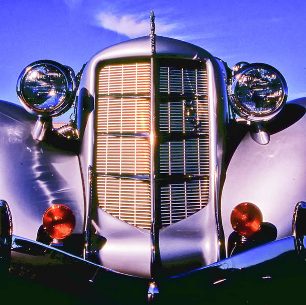 Auburn 852 Boattail Speedster Poster