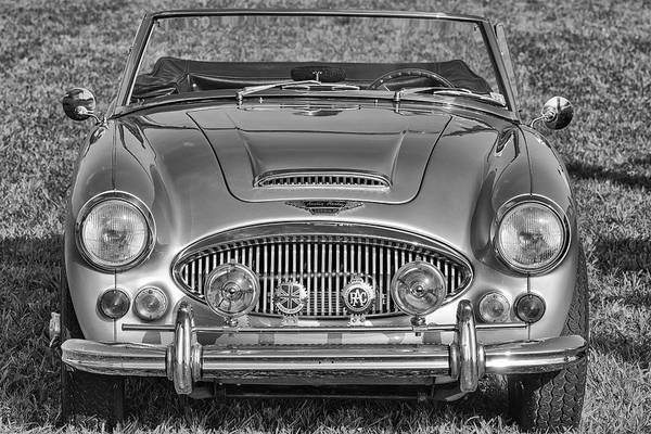 Austin Healey 3000 Mk IIi Poster