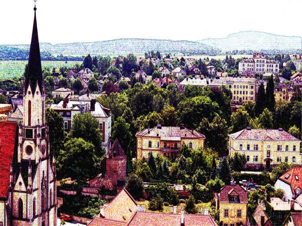 Austria Views 1 Poster