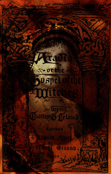 Autumn Aradia Witches Gospel Poster
