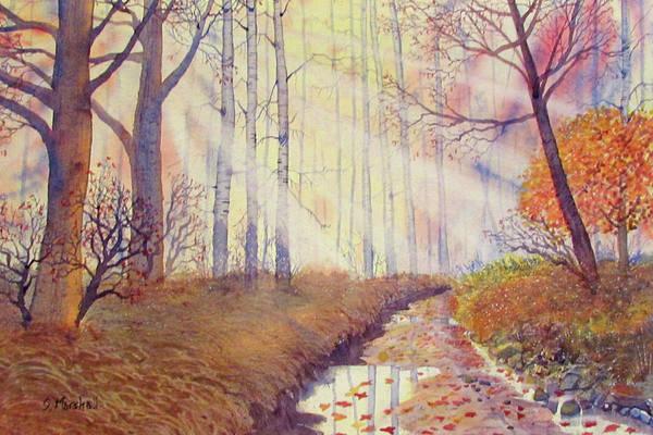 Autumn Memories Poster