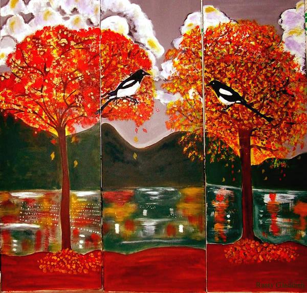 Autumn Trilogy Poster