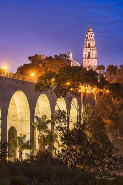 Balboa Bridge Poster