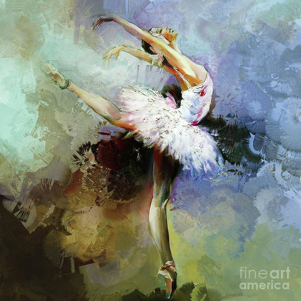 Ballerina 04901 Poster