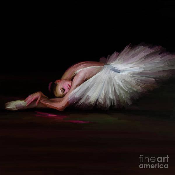 Ballerina Dance 00943 Poster