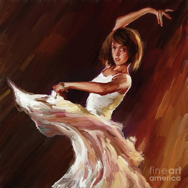 Ballet Dance 0706  Poster