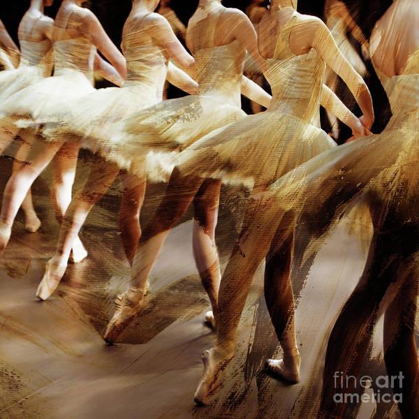 Ballet Dancers 05 Poster