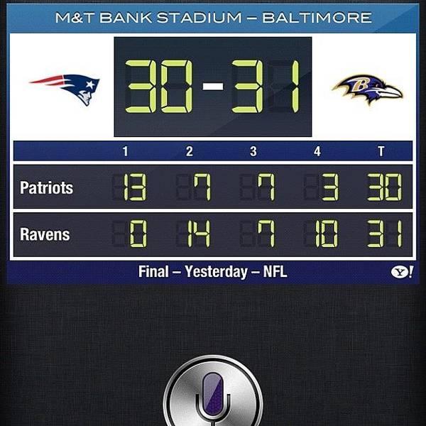 Baltimore! Ravens Nation Baby! 💋🏈 Poster