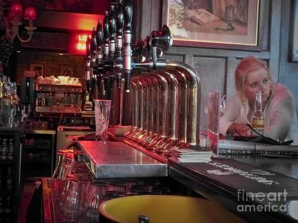 Bar Taps In Kilkenny Poster