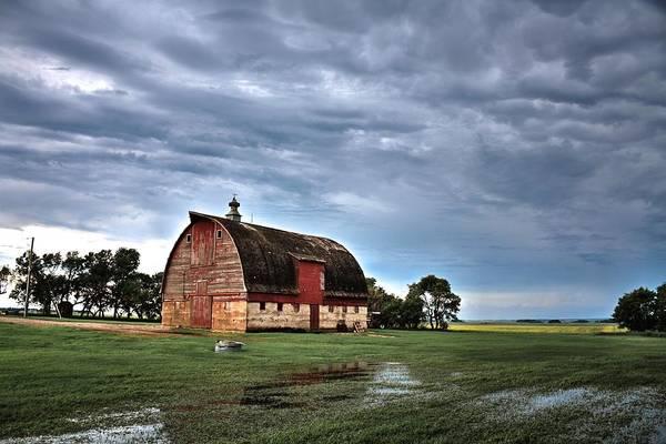 Barn Storming Poster