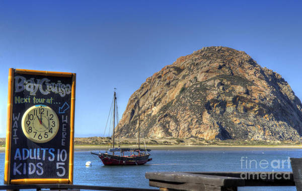 Bay Cruise At 11 Poster