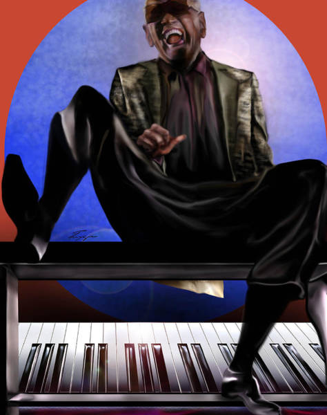 Be Good To Ya - Ray Charles Poster