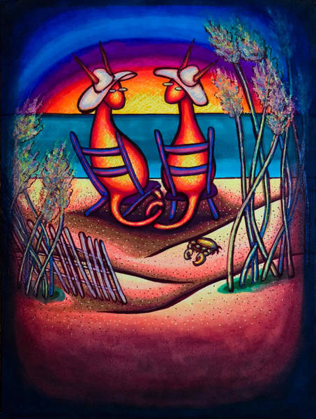 Beach Kats Poster