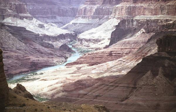 Beamer Trail Grand Canyon Poster