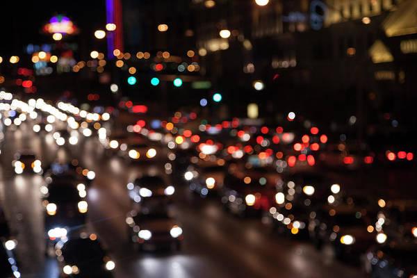Beautiful Congestion Poster