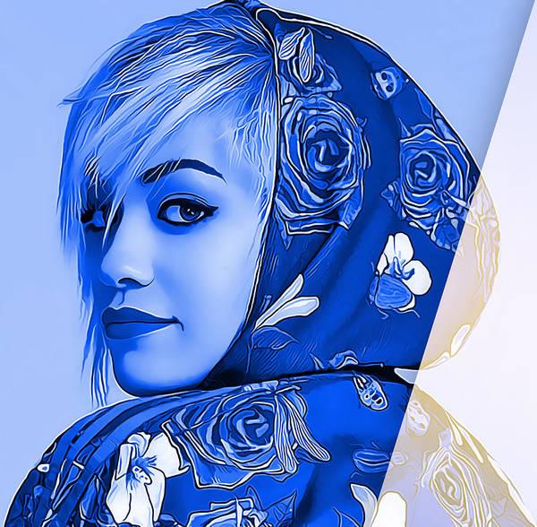 Beautiful Rita Ora Poster