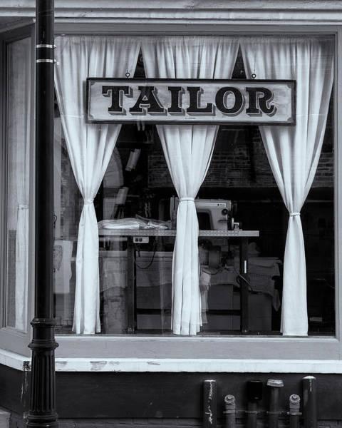 Bellows Falls Tailor Poster