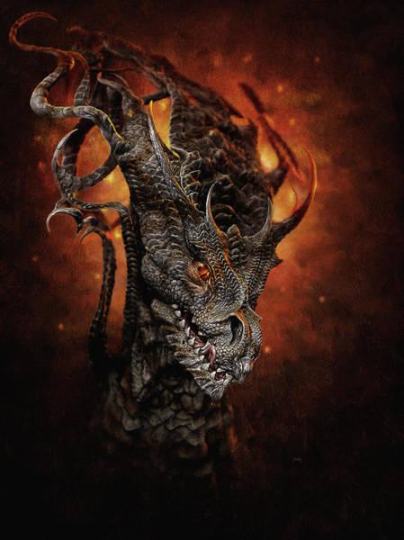Big Dragon Poster