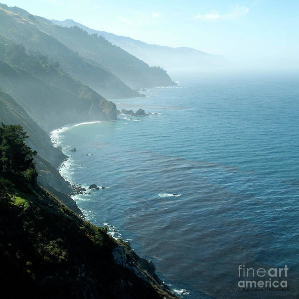 Big Sur Majesty Poster