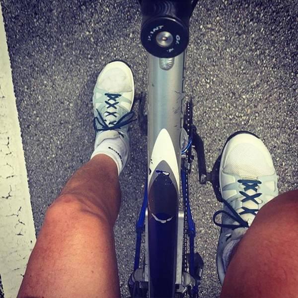 Biking #juansilvaphotos #photographer Poster