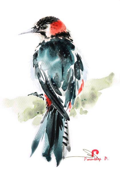 Bird Art Poster