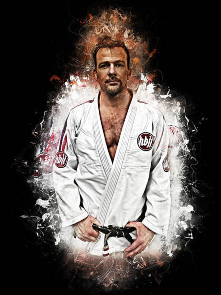 Bjj Flanery Poster