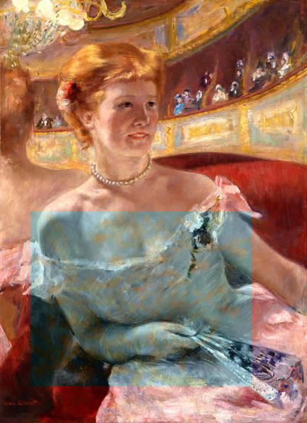 Blend 6 Cassatt Poster
