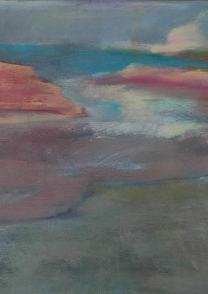 Blue Dune Poster