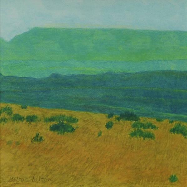 Blue-green Dakota Dream, 1 Poster